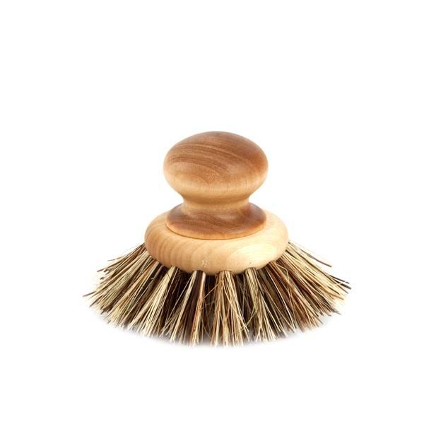 Iris Hantverk Iris Hantverk Oiltreated Maple Pan Brush