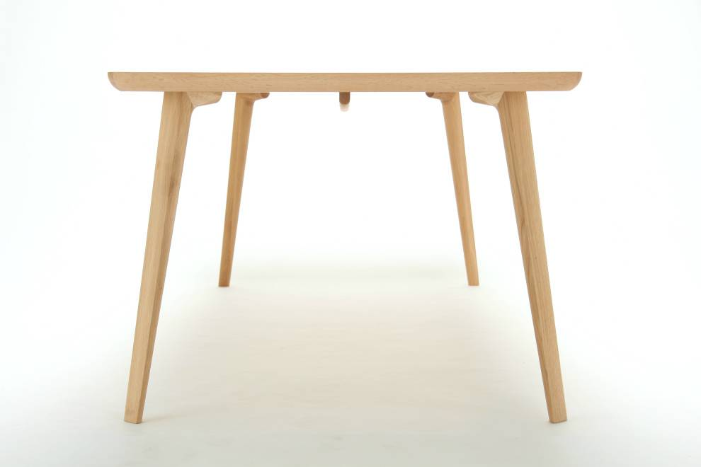 Karimoku New Standard Karimoku Oak Scout Table Large