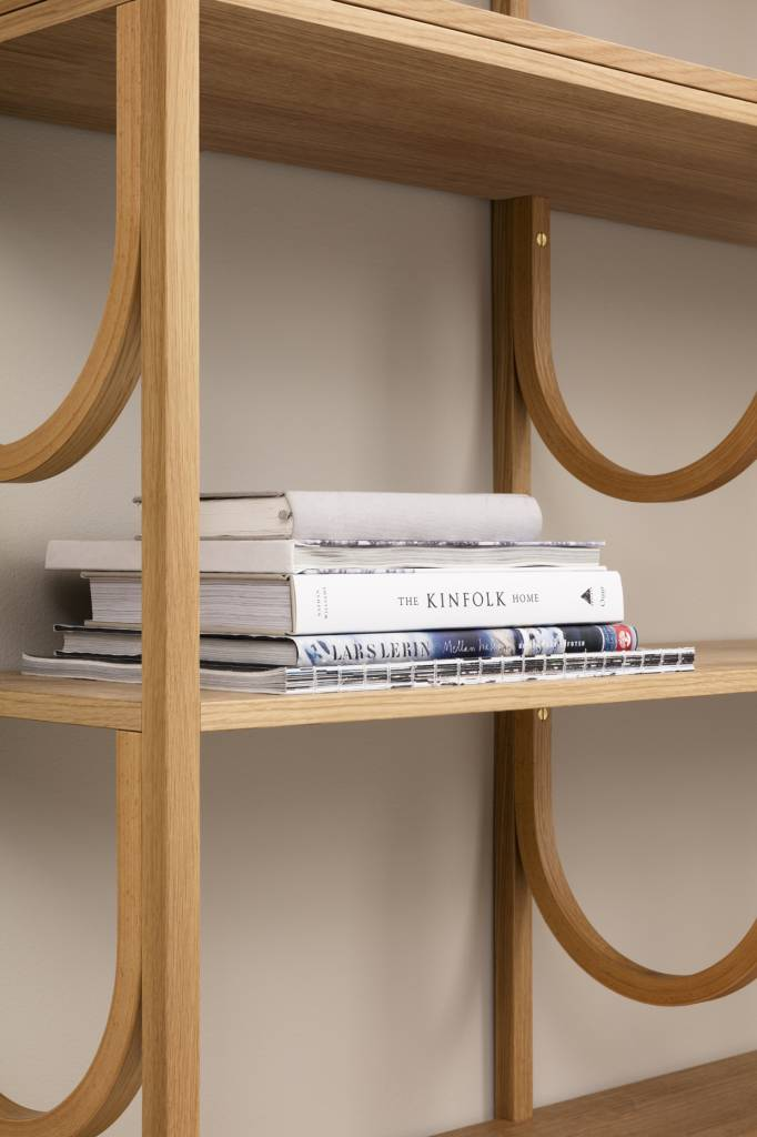 Fogia  Fogia Arch Book Shelf High