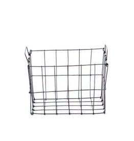Fog Linen  Iron Market Basket