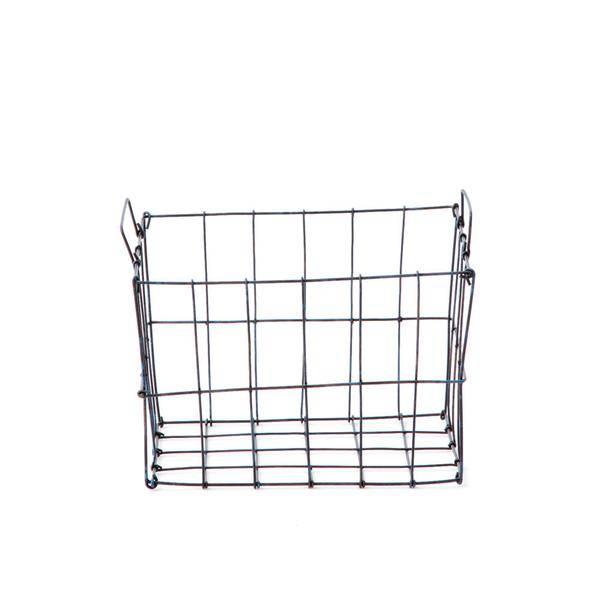 Fog Linen  Fog Linen Iron Market Basket