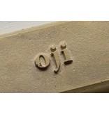 Futagami Futagami Matureware Rectangular Brass Nameplate