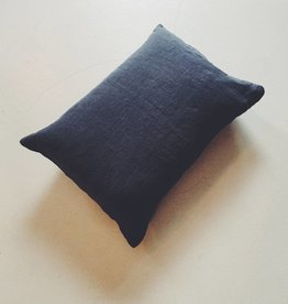Linge Particulier  Cushion Cover Black