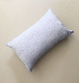 Linge Particulier  Cushion Cover Blue Thin Stripe