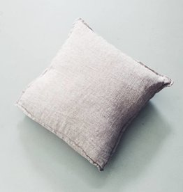 Linge Particulier  Cushion Cover Caramel Chine M