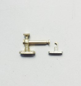 Futagami Brass Door Latch