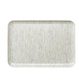 Fog Linen  Striped Tray M