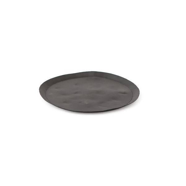 Fog Linen  Fog Linen Metal Tray Round 10 cm