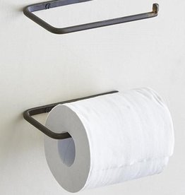 Fog Linen  Iron Toilet Paper Holder