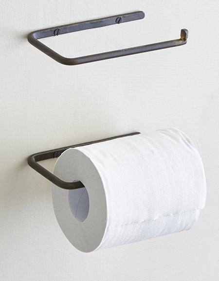 Fog Linen  Fog Linen Iron Toilet Paper Holder