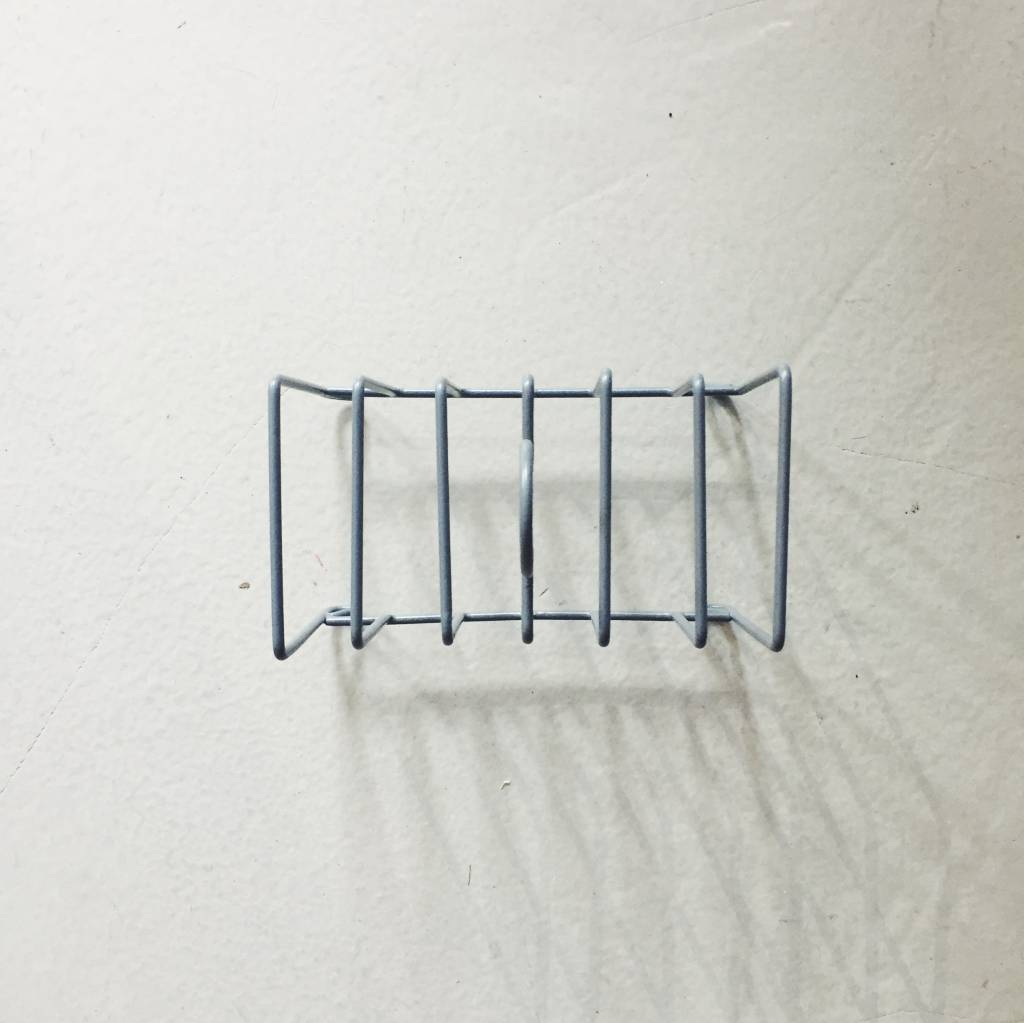 Charcoal Steel Toast Rack