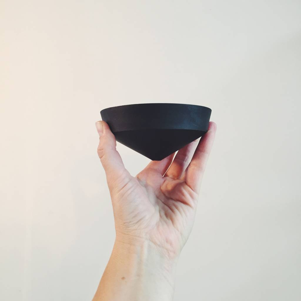 Futagami Futagami Brass Kuro Mura Ceiling Cup