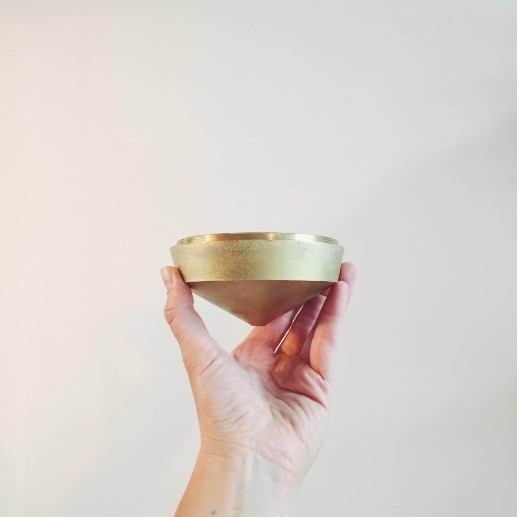 Futagami Futagami Brass Ceiling Cup