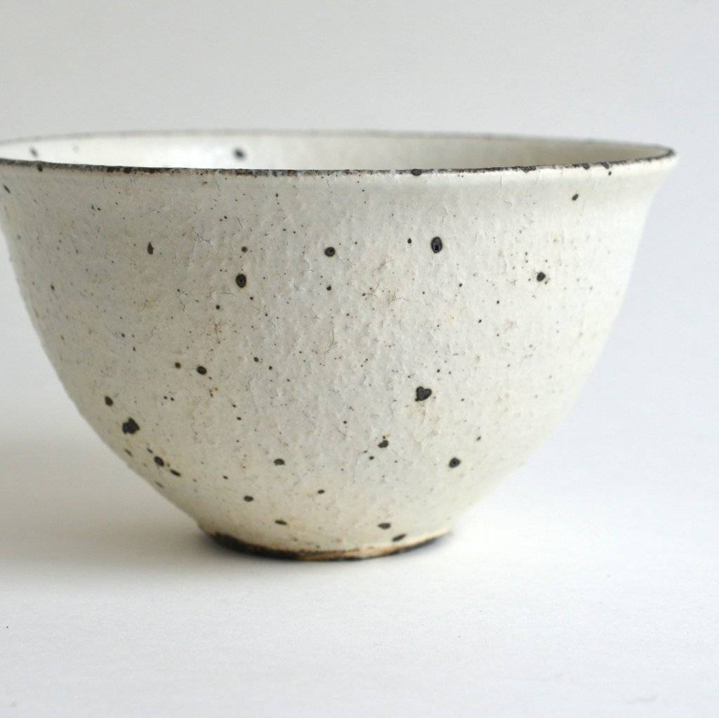 Japanese Blended Clay Bowl