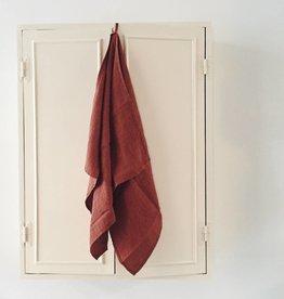 Linge Particulier  Towel / Swaddle Brique