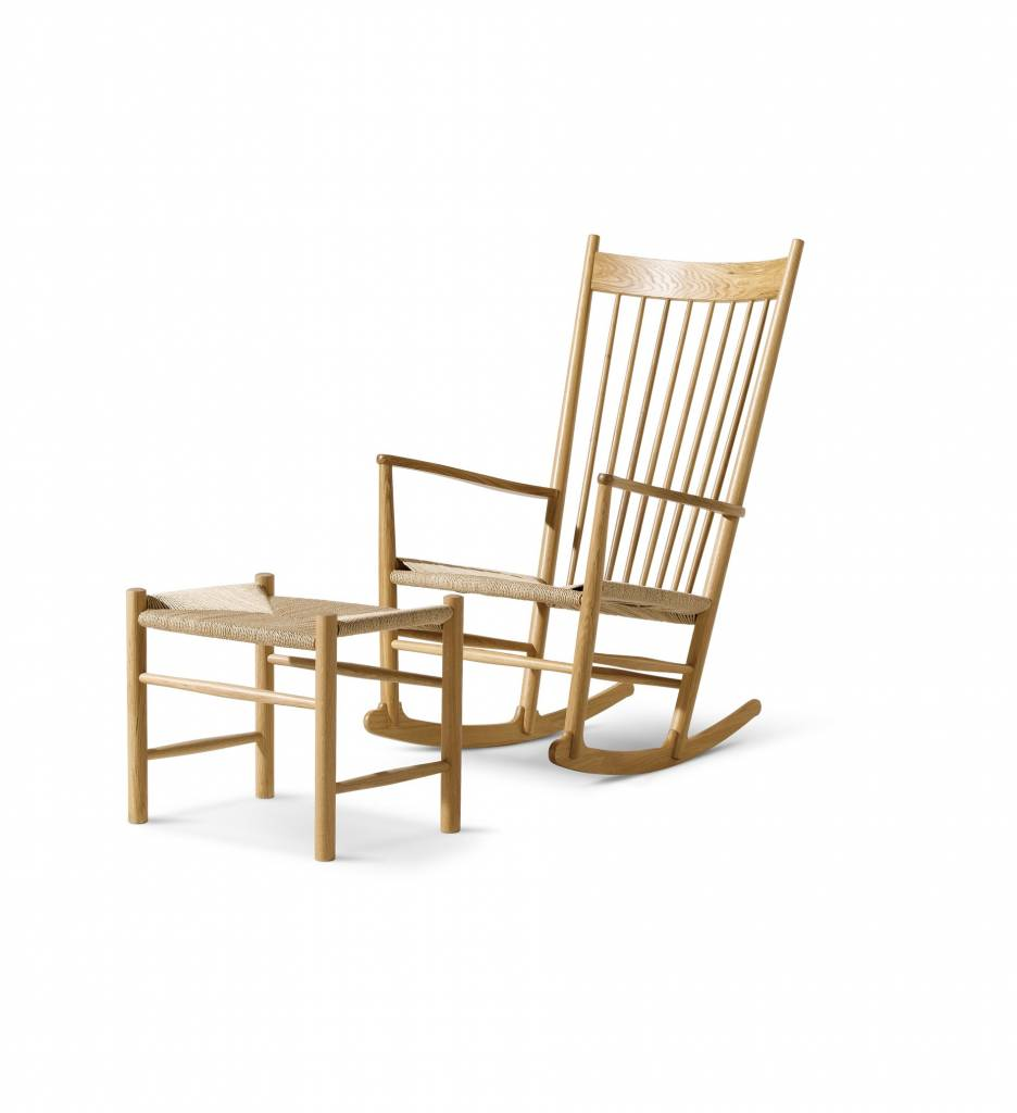 Fredericia Hans Wegner J16 Rocking Chair ...