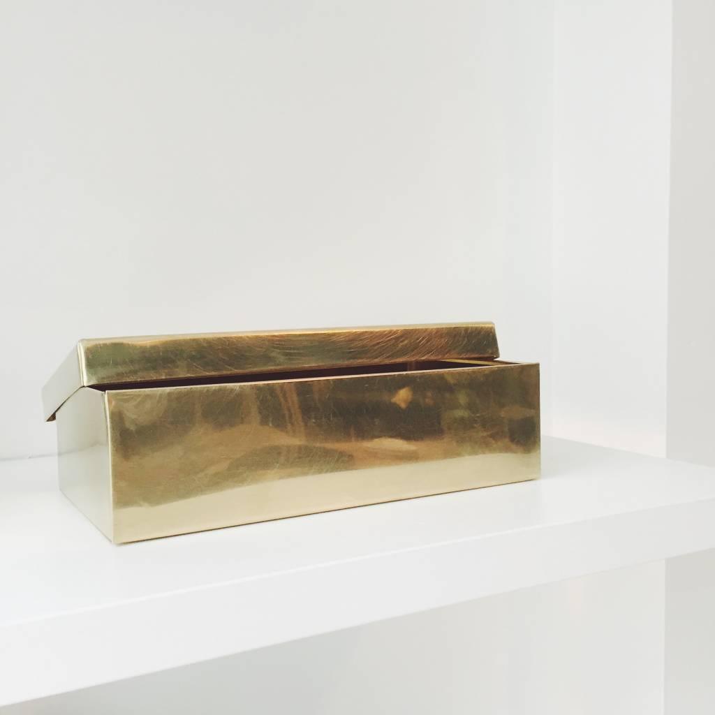 SyuRo Handmade Brass Box