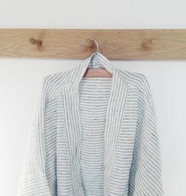 Linge Particulier  Kimono Pyama Stripe