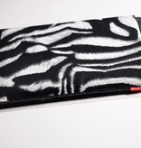 Tablethülle mit Zebramuster