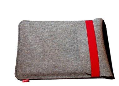 Notebookhüllen aus Wollfilz