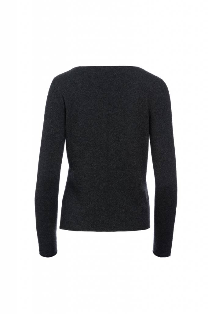 100% Kaschmir Odno - Pullover aus Kaschmir - antrazit