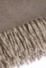 100% Kaschmir Yangir - Decke aus Kaschmir - zweifarbig