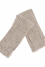 100% Yakwolle Enhe - Stulpen aus Yakwolle - 17 cm