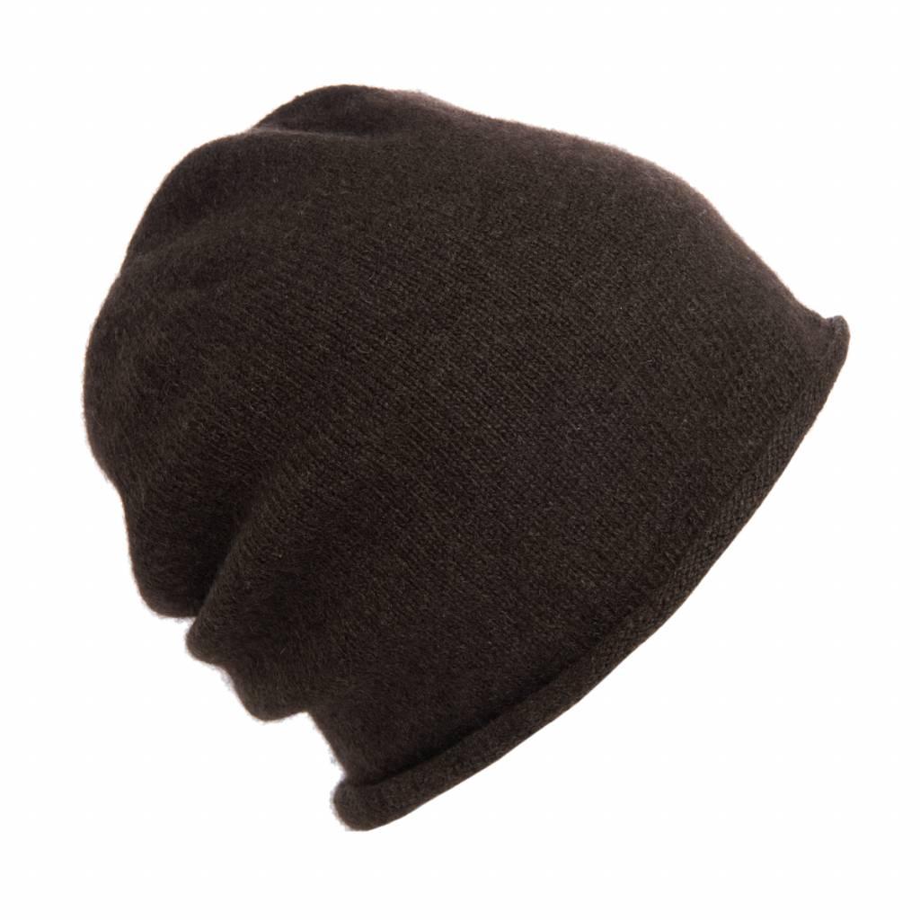 100% Yakwolle Odno - Mütze aus Yakwolle