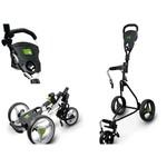 Golftrolleys und Golfbags  für Kinder und Jugendliche