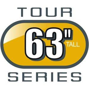U.S. Kids Golf Tour Series Set 63'' - 10-Schläger-Standbag-Set
