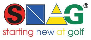 SNAG Golf Logo - Link zu SNAG Golf Sets und Einzelschläger