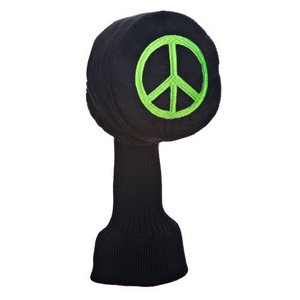 Daphne`s Headcovers Peace Zeichen