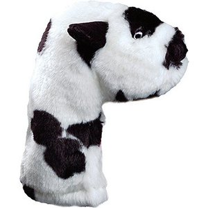 Daphne`s Headcovers Dalmatiner Putter