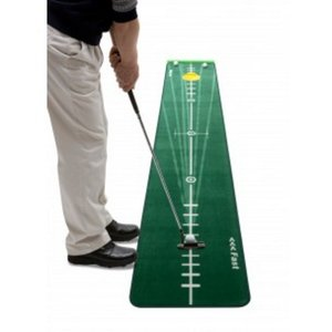 "Best Track - Golftrainingsmatten Putt Trainingsmatte ""Visible Touch"""