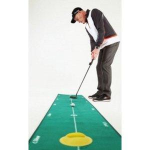 """Best Track - Golftrainingsmatten Puttingmatte """"Infinity"""""""