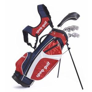 SPEQ Golf  Halbsatz Bronze für Einsteiger-Kinder - 145 cm bis 160 cm