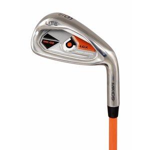 MKids Golf Lite Orange 49'' - Standbag Set - 5 Schläger Set für Einsteiger und Beginner