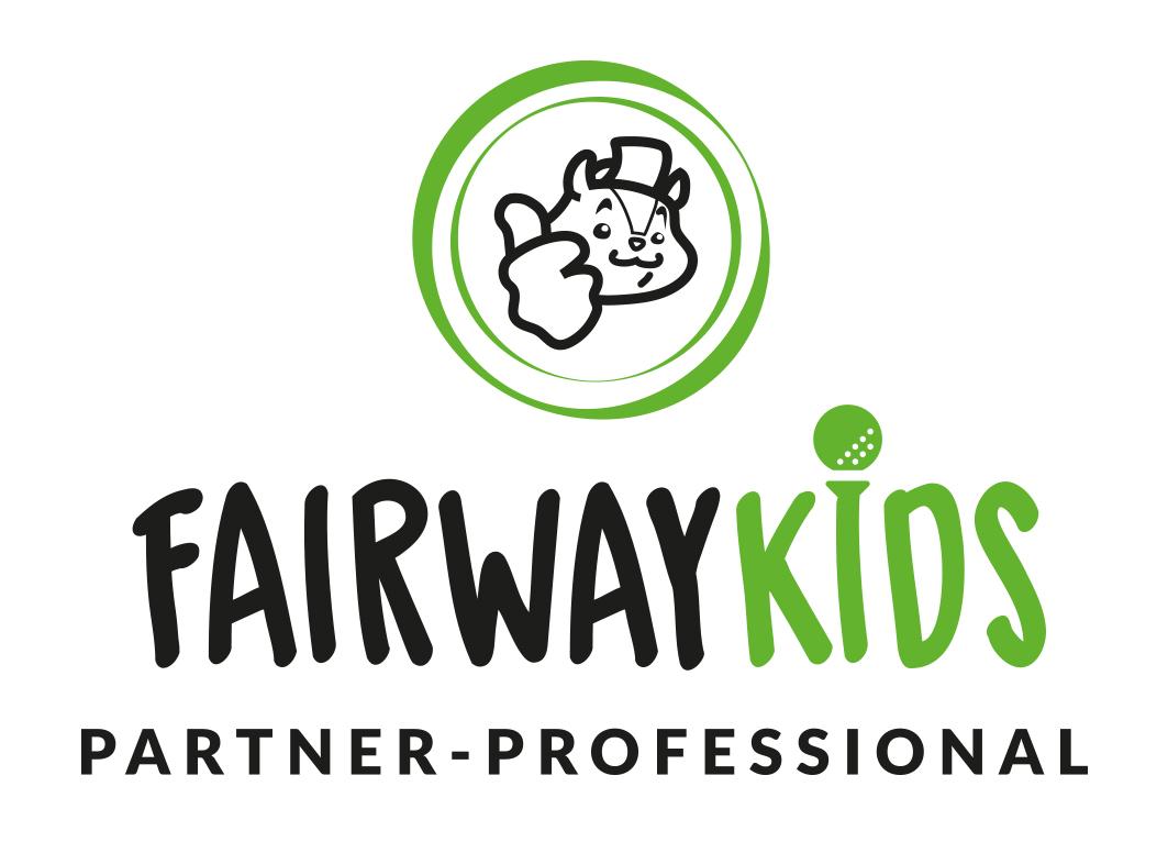 Fairwaykids Partner-Professional Logo - Unsere offiziellen Partner im Bereich