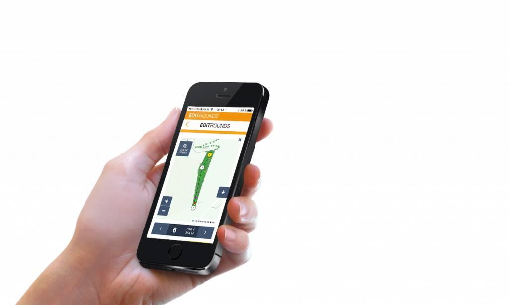 Golf Entfernungsmesser Für Handy : Bebrassie rundenanalyse für golfer trainieren wie die profis