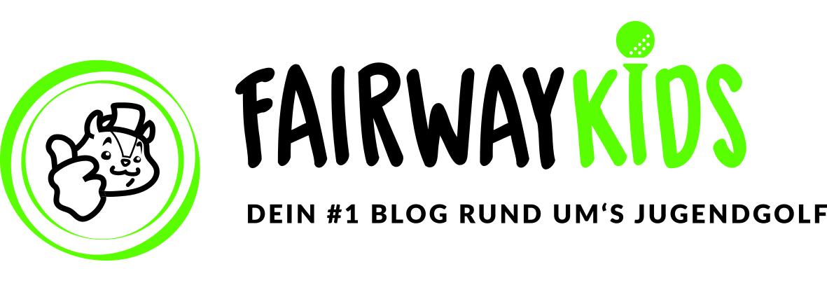 Fairwaykids Logo und Link zum Golf Blog für Kinder und Jugendliche