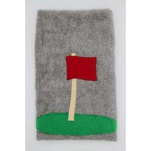 Finkina Schläger Handtuch Handmade