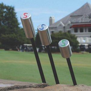 SuperSpeed Golf  Die SpeedSticks für längere Abschläge im Golfsport