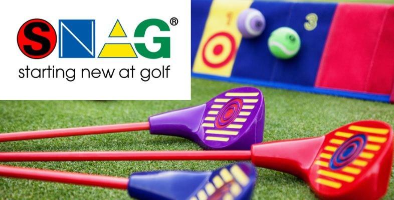 SNAG Golf Kindergolfschläger und Einzelschläger