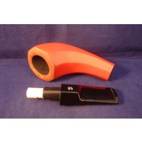 Pipe Big Ben Bora Red Matte 574