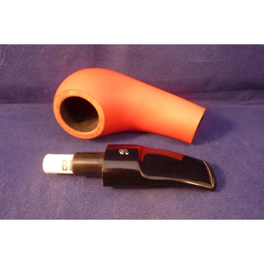 Pipe Big Ben Bora Red Matte 572