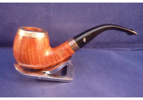 Pipe Peterson Silver Cap 68 Natural
