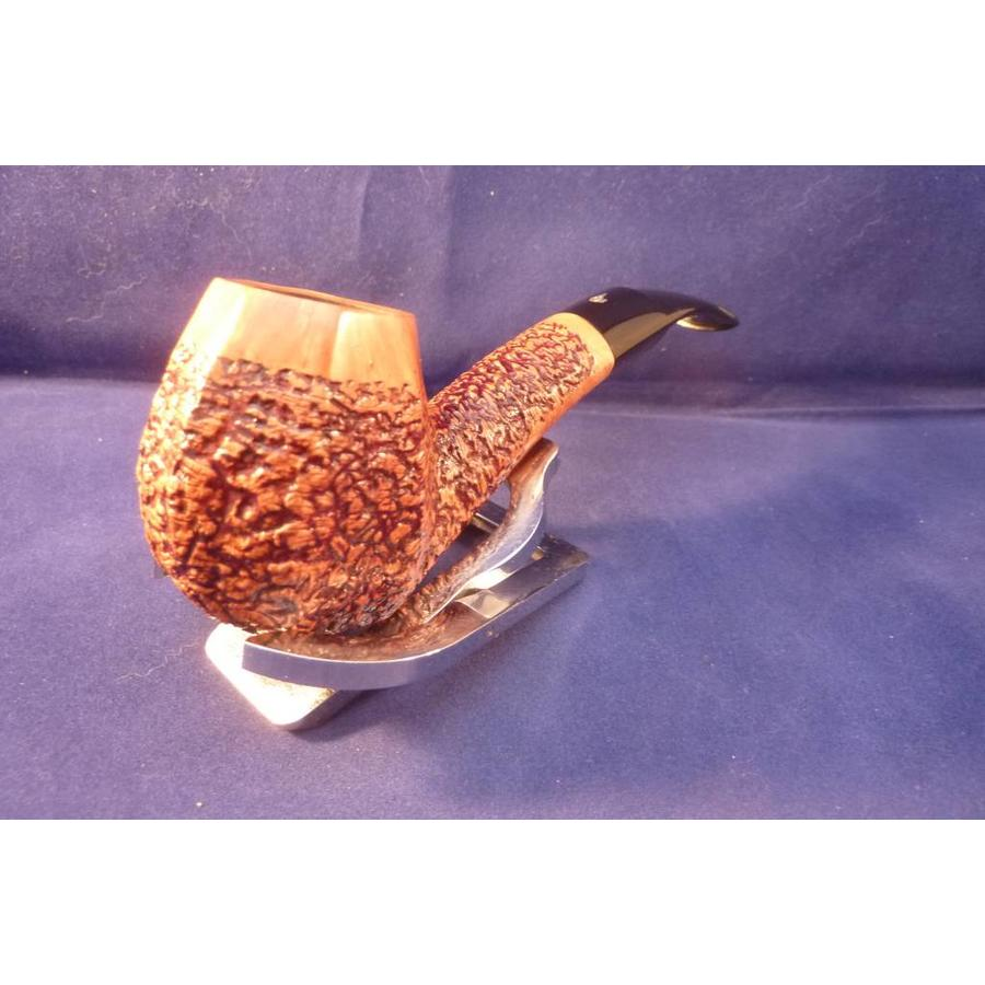 Pipe L'Anatra Rusticated