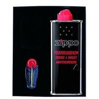 Zippo Aansteker Zippo Scorpion with Red Flame