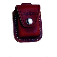 Zippo Pouch Brown with Loop