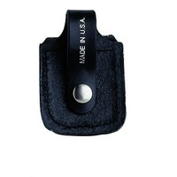 Zippo Pouch Black with Loop